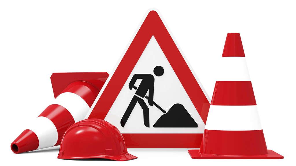 Abbrucharbeiten für Wohnhäuser Klausenstraße 7 und 9 öffentlich ausgeschrieben